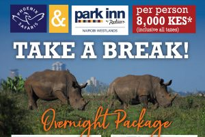 PARK INN PACKAGE DEAL
