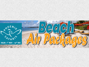 BEACH AIR PACKAGES