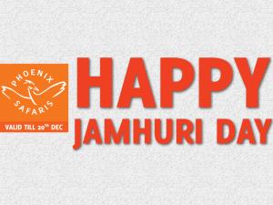 HAPPY JAMHURI SPECIALS