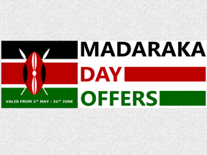 MADARAKA DAY SPECIALS